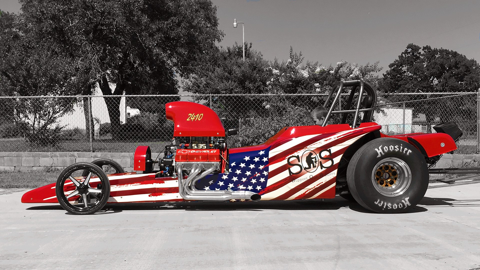 dragster graphics